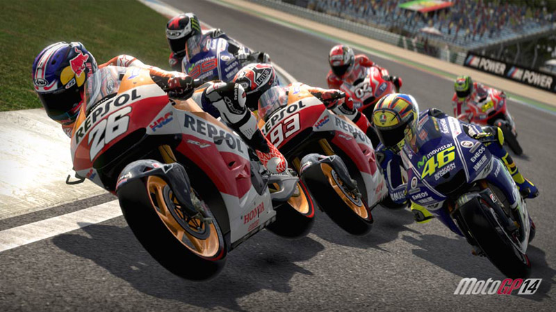 Official MotoGP™14 videogame released