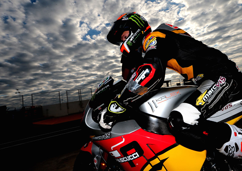 Tito Rabat confirmed with Marc VDS Racing for 2015