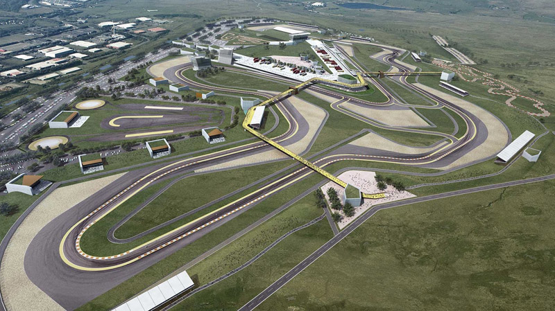 Circuit of Wales agrees 5 year contract with Dorna to host MotoGP British round