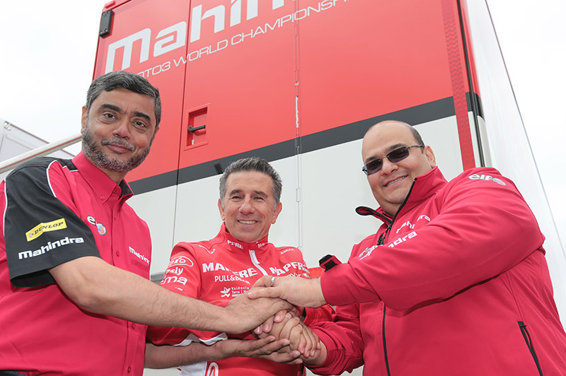 No Mahindra factory team in 2015 as company focus shifts to bike development