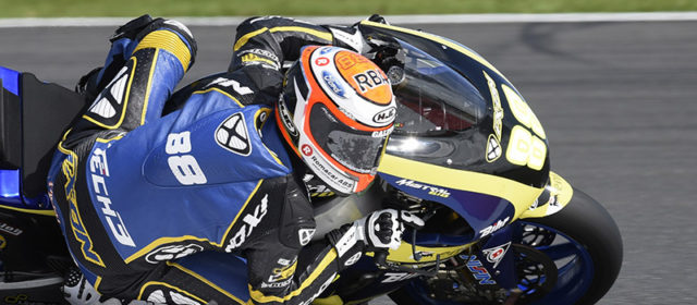 Seventh row start at Silverstone for Ricky Cardus