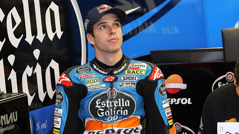 Alex Marquez joins Marc VDS Moto2 squad in two year deal