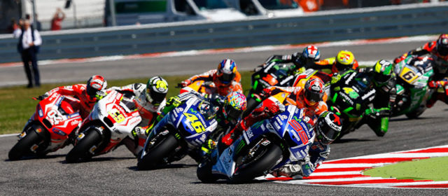 Industry news: MotoGP™ tests Ultra High definition 4K television broadcast at IBC