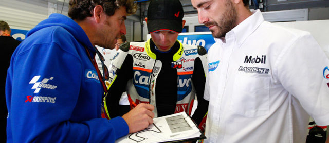 Team Calvo announce changes for 2015 team structure