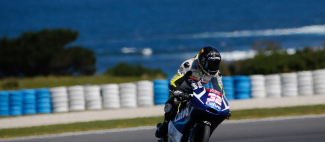 Isaac Viñales sets aside DNF disappointment to focus on Sepang