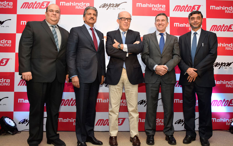 Mahindra Racing deepens commitment to MotoGP in 2015