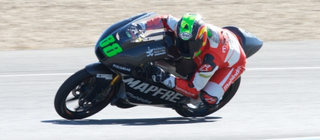Jorge Martín completes Jerez test with more record laps, Juanfran Guevara 10th