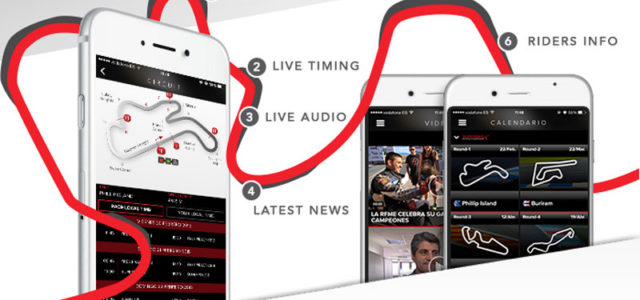WorldSBK Live Experience 2015 App now available for iOS & Android