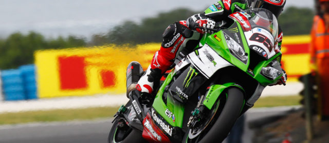 SBK: Phillip Island qualifying report