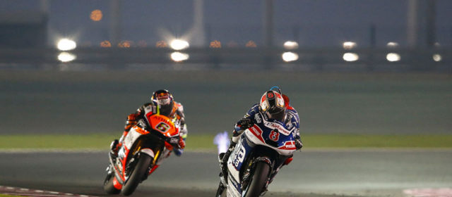 First Open victory for Hector Barbera and Avintia Racing