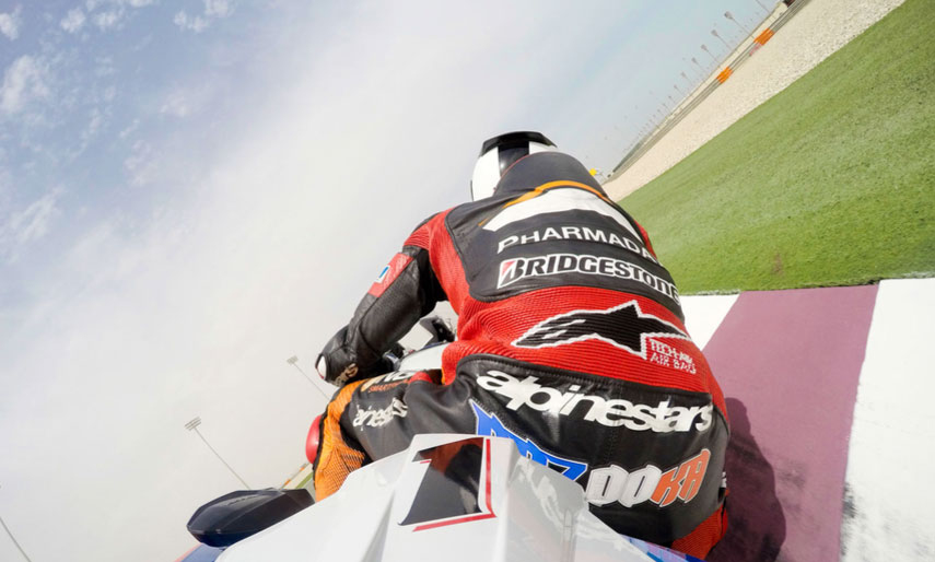 Industry news: GoPro Becomes Official Wearable Camera of MotoGP™