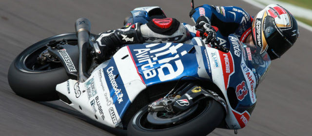 Three out of three for Hector Barbera in the Open Class