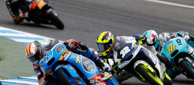 Jorge Navarro comes home eighth at Jerez