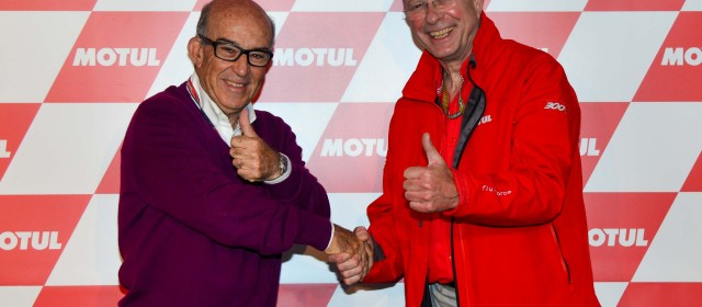 Industry news: Dorna announces major partnership expansion with Motul