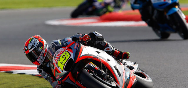 Seventh row start at Silverstone for Alvaro Bautista