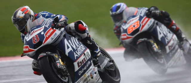 Hector Barbera increases Open lead at Silverstone