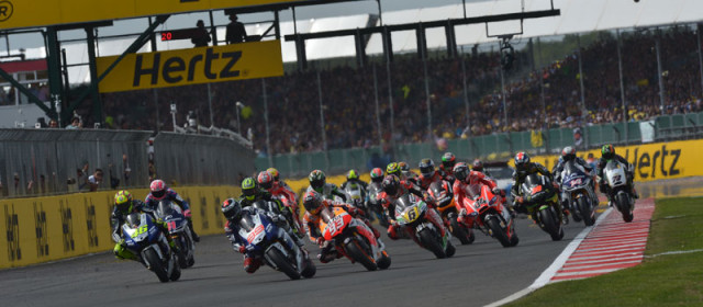 Industry News: MotoGP™ British Grand Prix in 4K Ultra High Definition