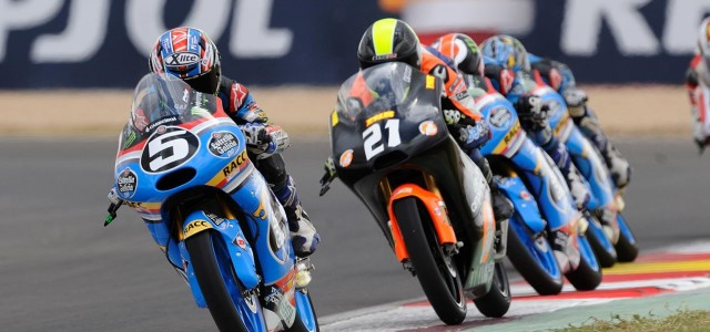 FIM CEV Repsol, Albacete: Canet, Vierge and Morales take pole positions