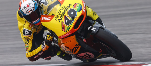 DNF for Alex Rins in Malaysia, Luis Salom takes 6th