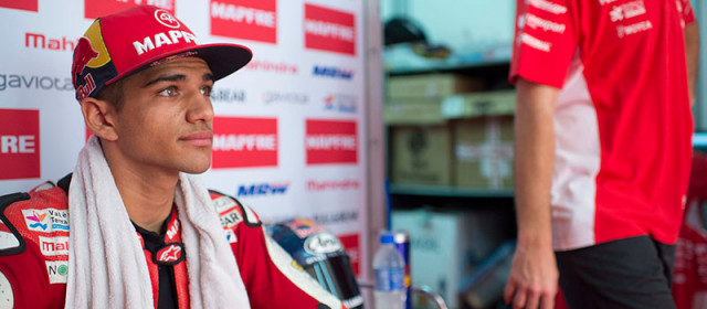 Jorge Martin ready to fight to the front at Sepang