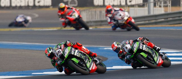 WorldSBK: Thailand World Superbike race 2 & World Supersport roundup