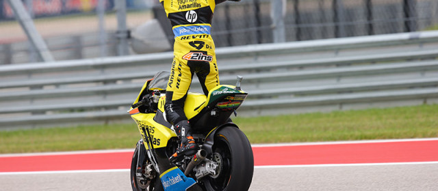 Alex Rins takes dominant victory in Grand Prix of the Americas