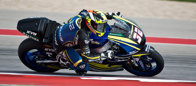 Confident start for Isaac Viñales in the Americas