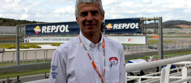 Exclusive interview: Oscar Gallardo, Director of FIM CEV Repsol