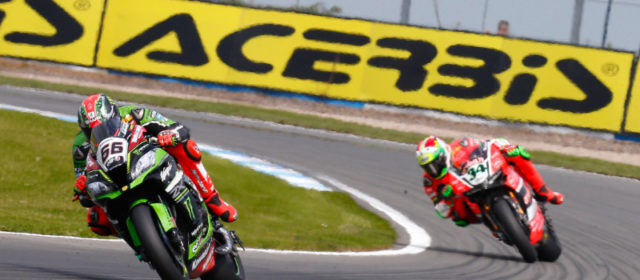 WorldSBK Donington: World Superbike race 1, Tom Sykes takes victory