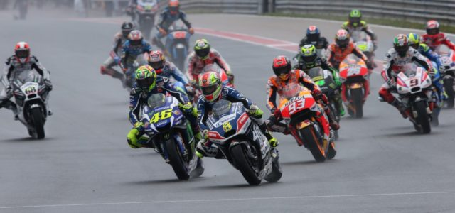 Ninth place in Sachsenring thriller for Hector Barbera