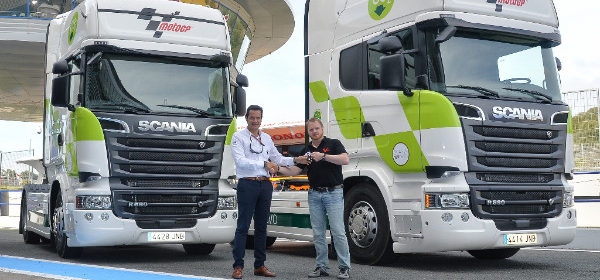 Industry news: MotoGP and Scania collaborate to reduce emissions