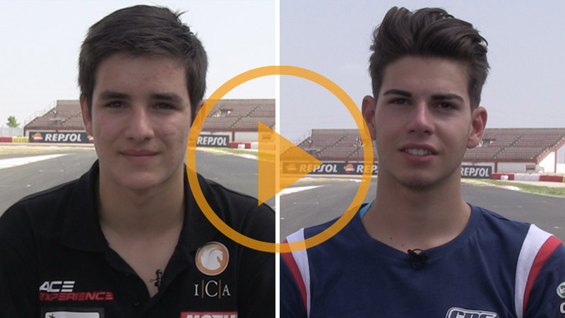 Video: CEV Repsol Portimao Preview – featuring Augusto Fernandez & Iker Lecuona
