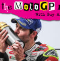 NOT the MotoGP News: Singing and dancing in the rain…