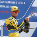Alex Rins pushes hard at Misano to pull in the points