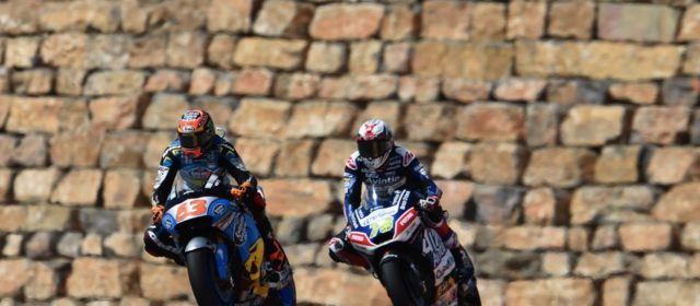 Tito Rabat's Aragon weekend hopes scuppered with DNF