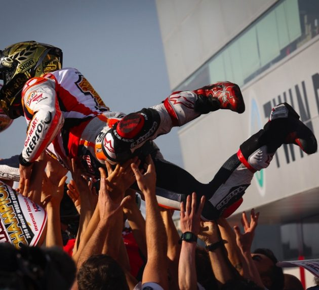 Marc Marquez: the story of a champion