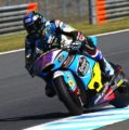Eighth place start in Japan for Alex Marquez