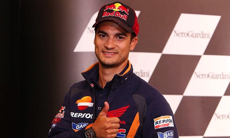 Dani Pedrosa undergoes successful surgery in Barcelona