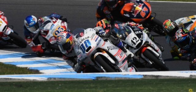 Jorge Martin stages spectacular comeback at Phillip Island