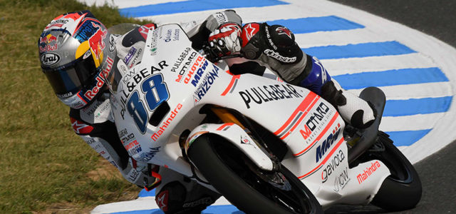 Jorge Martin's Motegi practice sessions hindered by muscle injury