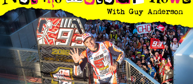 NOT the MotoGP News: Twin Tub Motegi – It's all about the wash cycle