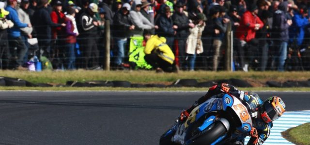 """Tito Rabat finishes 16th in Phillip Island in """"difficult and frustrating"""" weekend"""