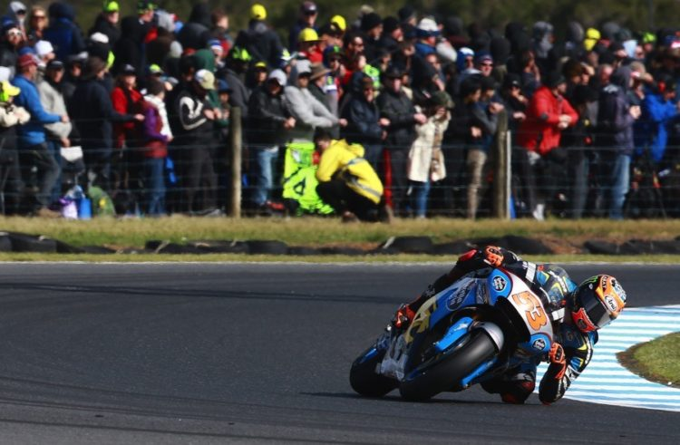 "Tito Rabat finishes 16th in Phillip Island in ""difficult and frustrating"" weekend"