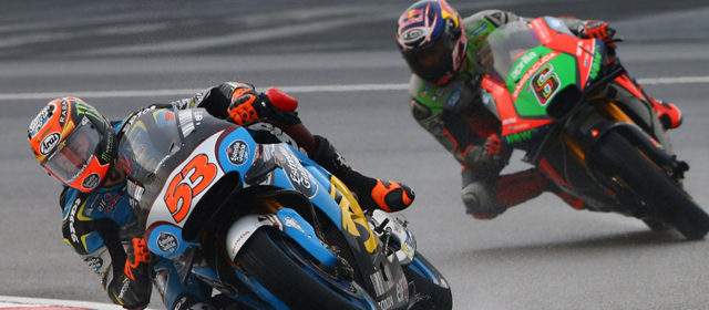 Tito Rabat takes positives from eighteenth place finish at Sepang