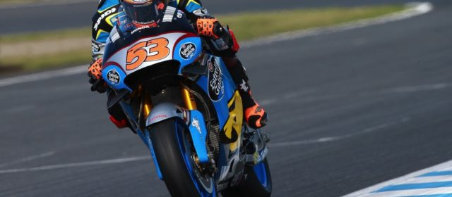Tito Rabat confident of strong Japanese GP race after qualifying