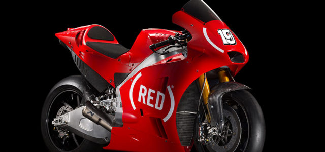 Aprilia goes RED for the Valencia GP