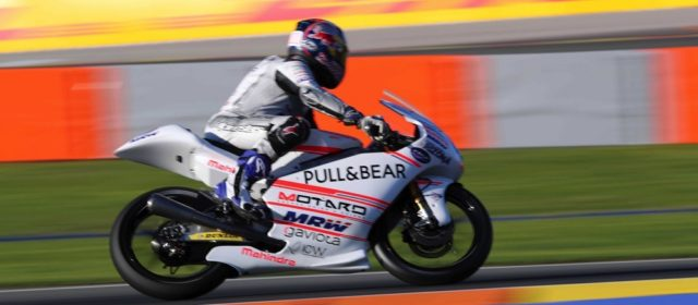Jorge Martin confident of strong race as work gets underway at Valencia