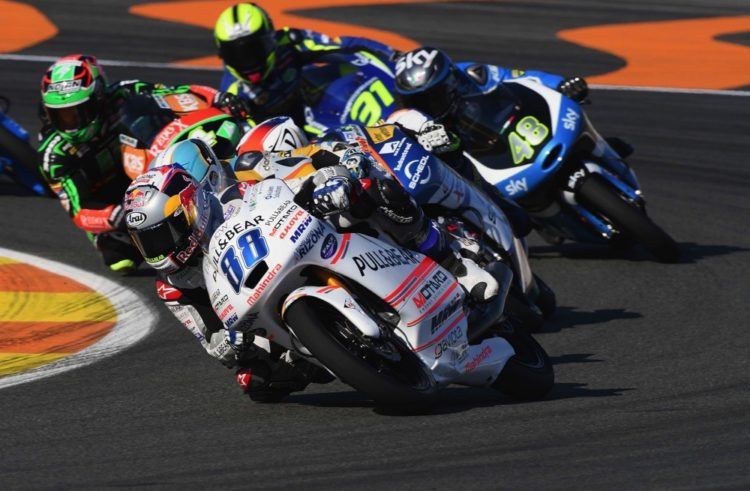 Jorge Martin signs off with a top ten finish at Valencia