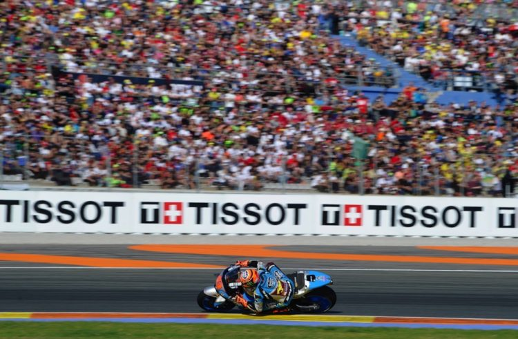 Tito Rabat closes down a challenging season with 17th at Valencia