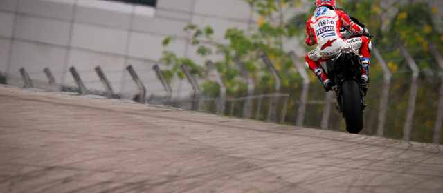 MotoGP Official Sepang Test – Day one report